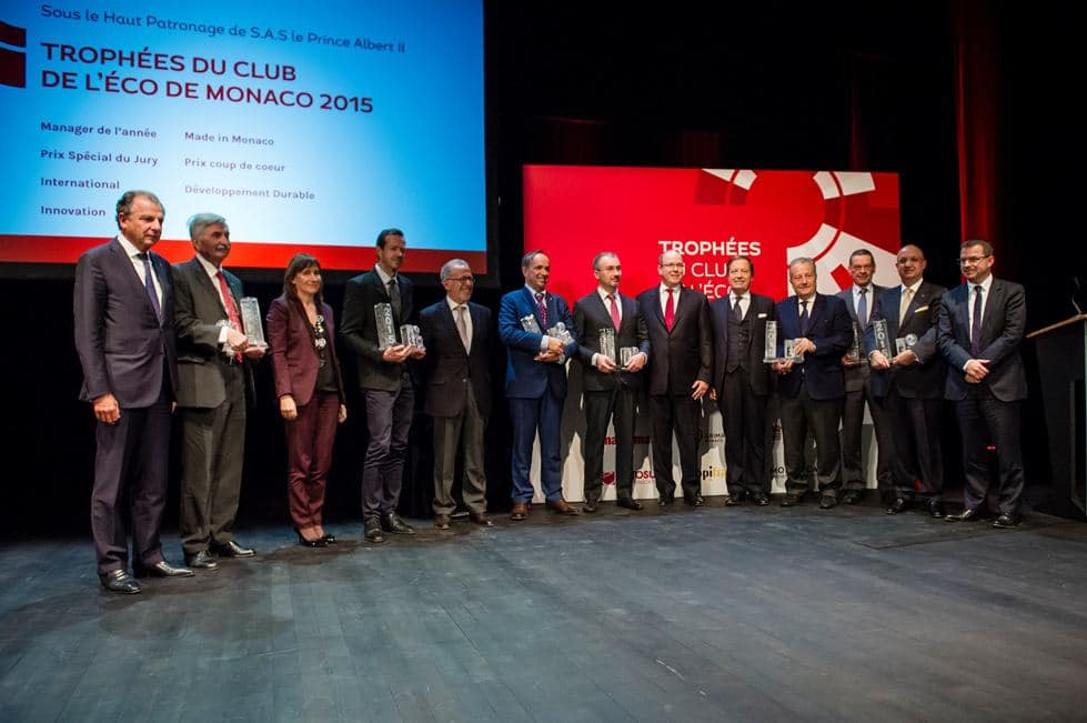 Sonema récompensée par le Prix de l'International