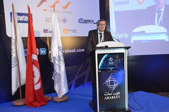 Sonema attends the 2017 ARABSAT SHOW in Tunis