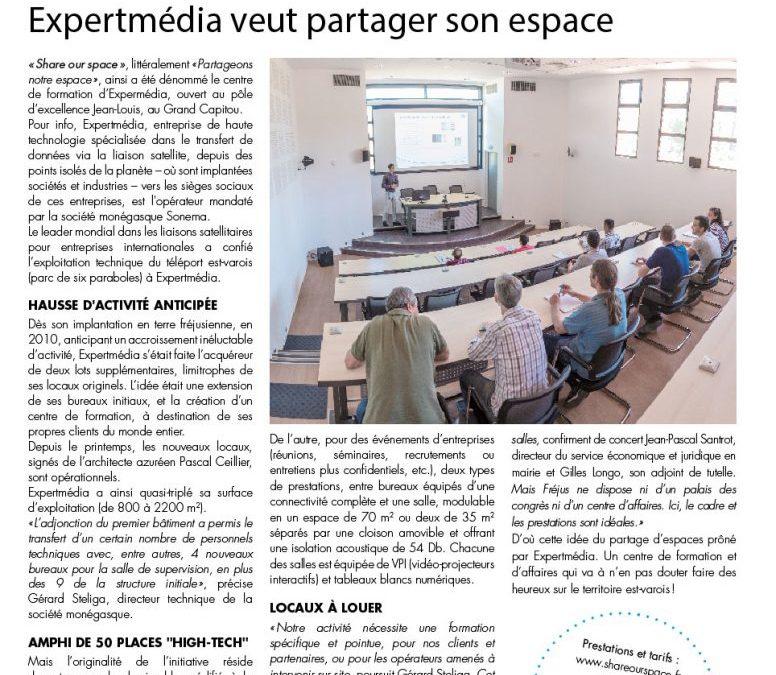 Sonema développe l'activité de son centre de formation