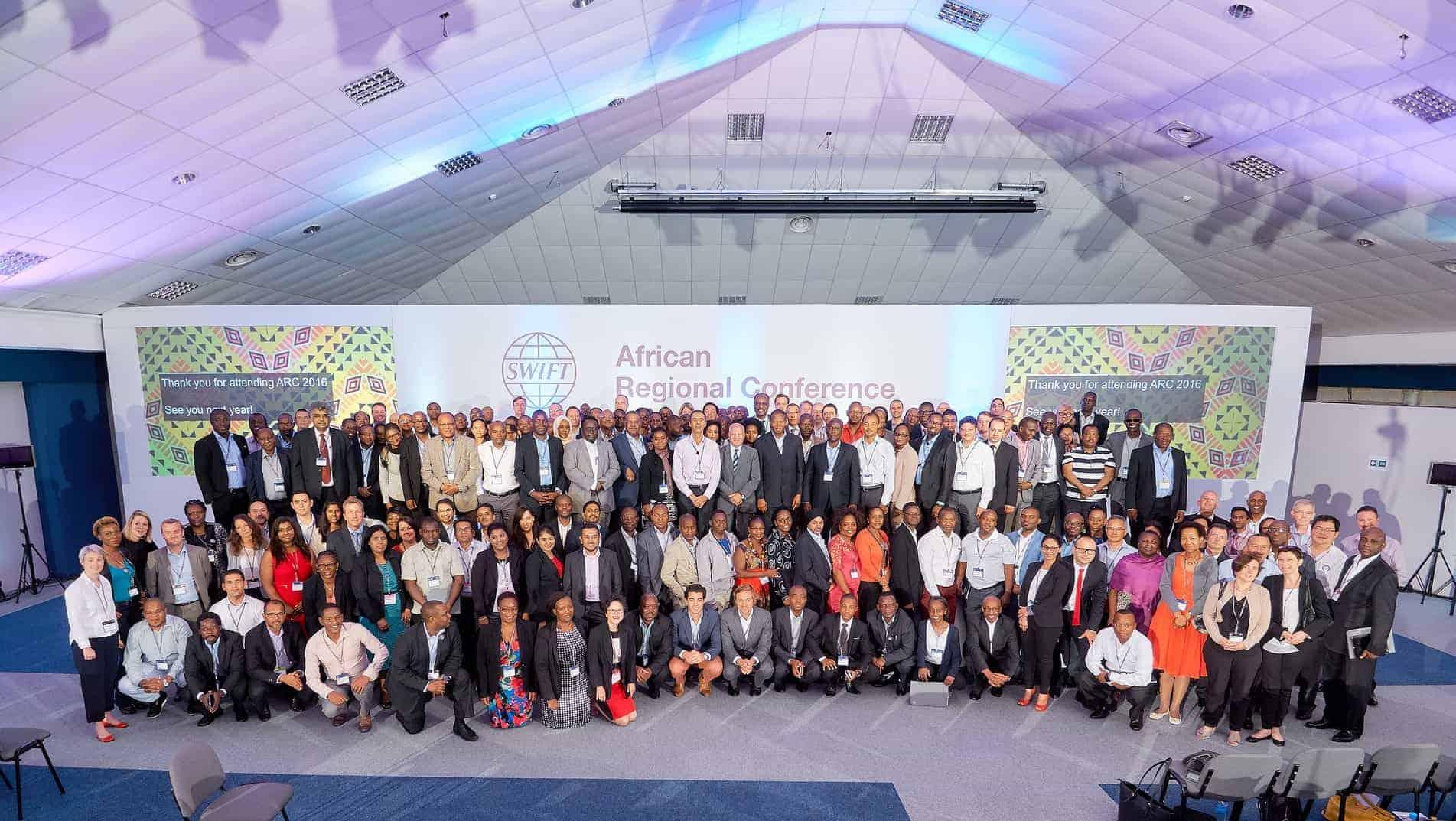 SONEMA participe à la « SWIFT African Regional Conference» en collaboration avec son partenaire AEG