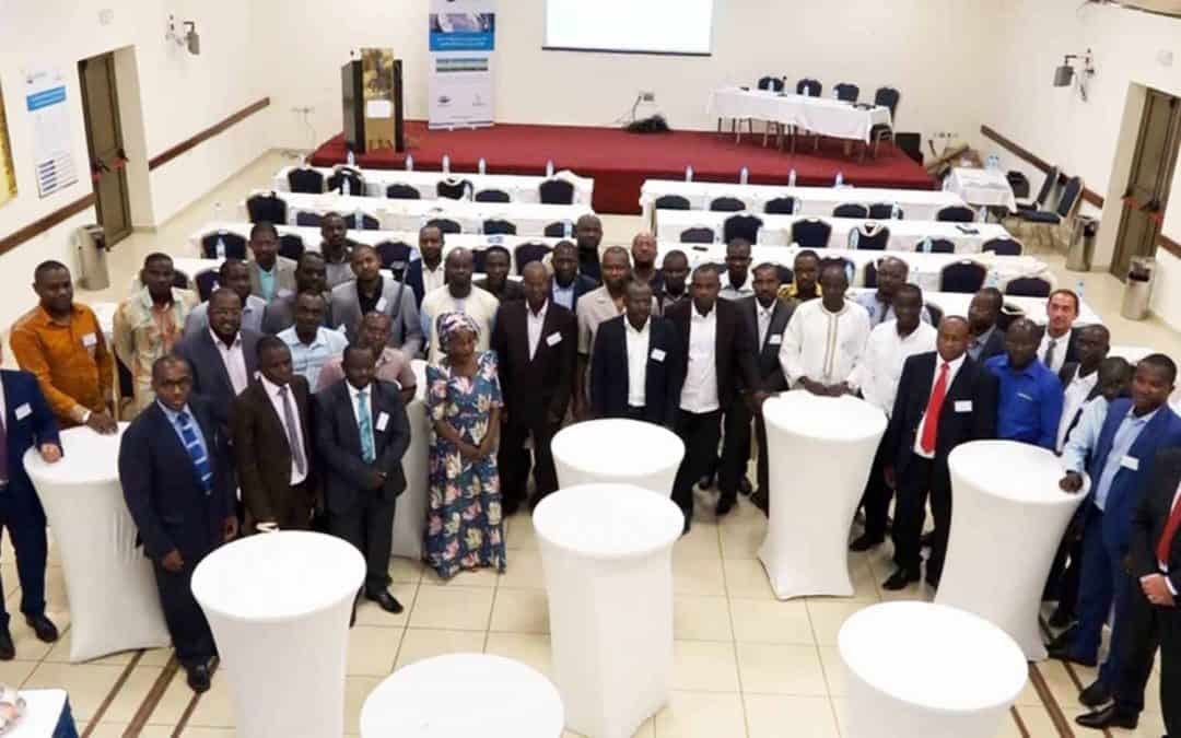 Sonema and Gamma Informatique co-host a workshop centred around the IT and Telecoms issued faced by Nigerien companies.