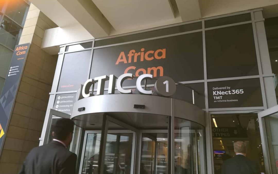 SONEMA attends AfricaCom 2018