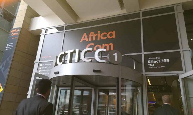 SONEMA participe à AfricaCom 2018