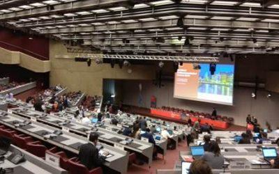 SONEMA participe à l'ITU World Radiocommunication Seminar 2018
