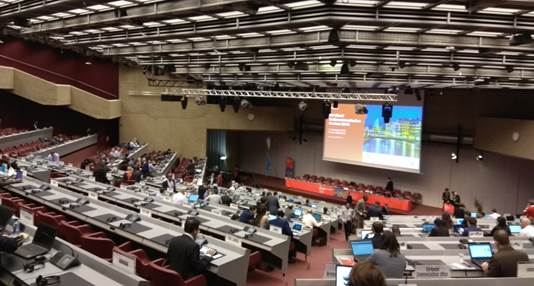 Sonema attends ITU World Radiocommunication Seminar 2018
