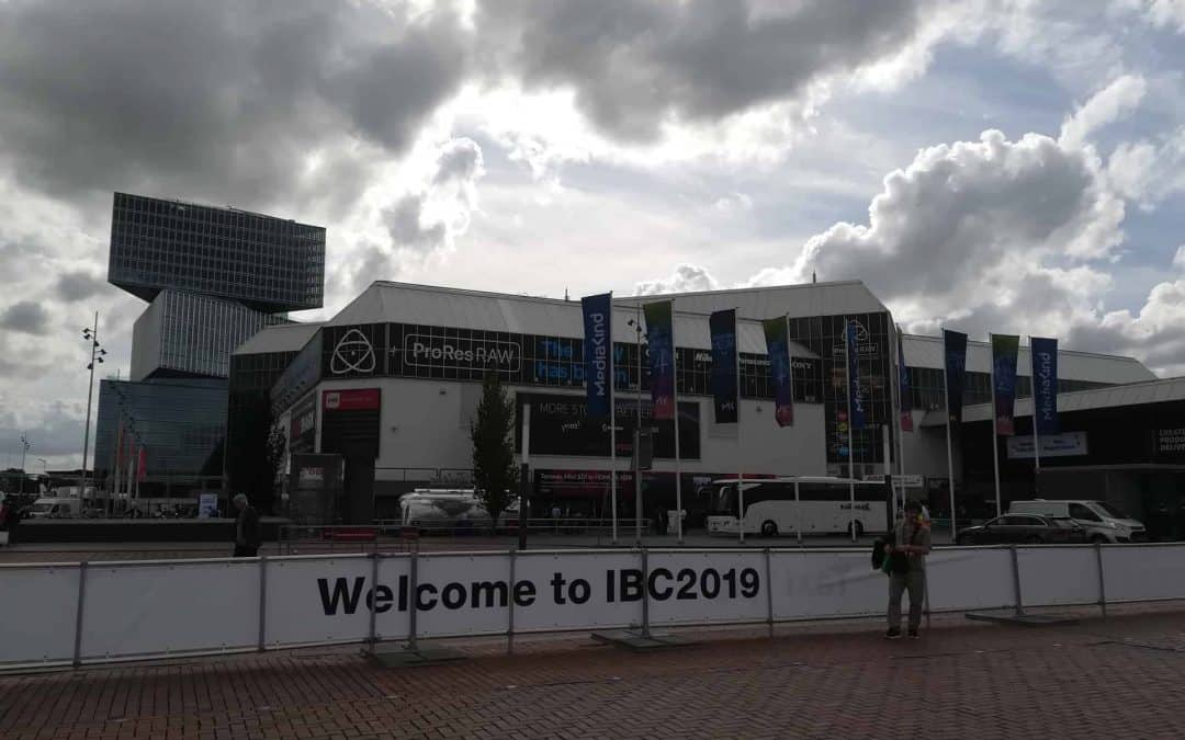 A lookback at IBC 2019