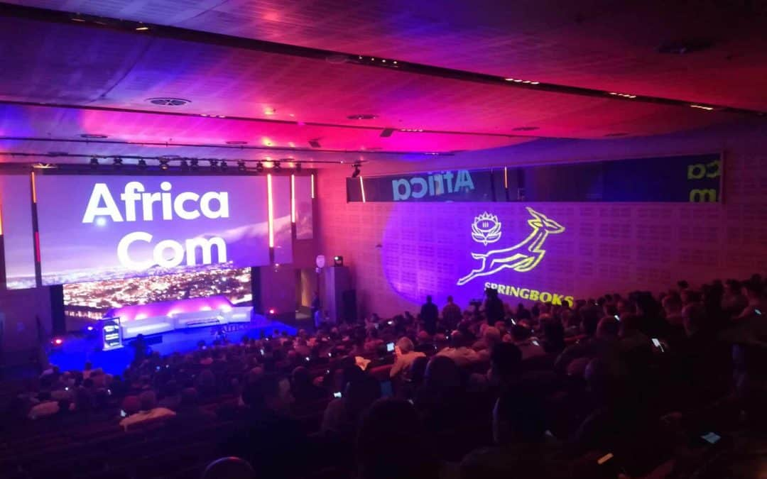 A look-back at AfricaCom 2019:
