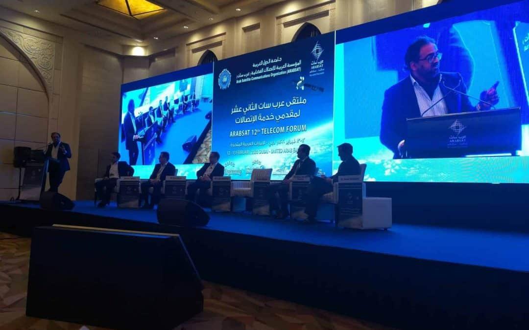 12th  ARABSAT Telecommunications Forum