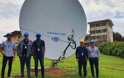 ERAMET chooses SONEMA's managed SD-WAN service to optimise their VSAT network